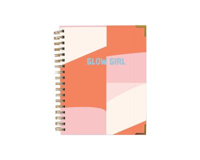 Glow girl diary thumb