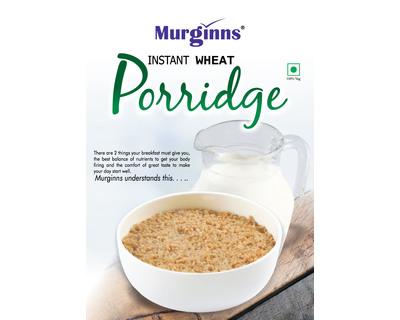 Instant wheat porridge 500g thumb