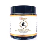 Amayra naturals kiara apple seed oil hemp seed oil soya corn protein intensive repair hair masque 100gm small