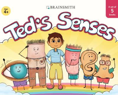 Ted s senses set of 5 illustrative storybooks thumb
