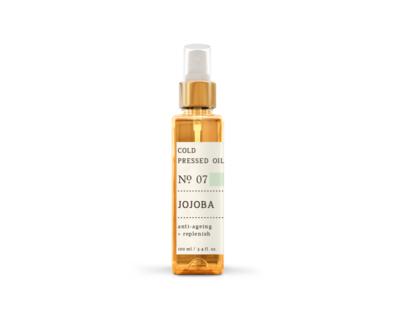 Jojoba cold pressed oil thumb