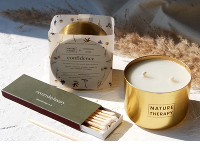 Confidence soy candle thumb
