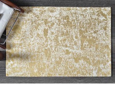 Navroz gold hues table mat thumb