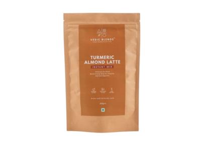 Turmeric almond latte thumb