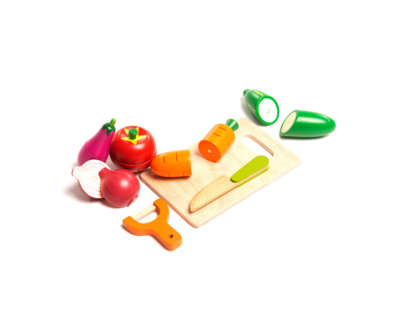 Wufiy vegetable cutting set cotton bag thumb