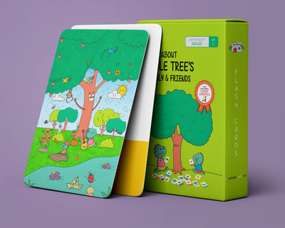Learn about nature uncle tree flashcards thumb