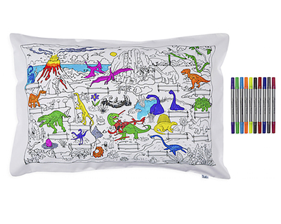 Dinosaur pillowcase thumb