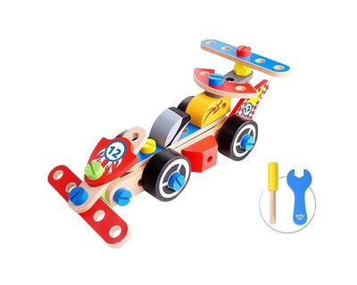 Diy race cars wooden thumb