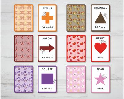 Shapes colors flash cards thumb