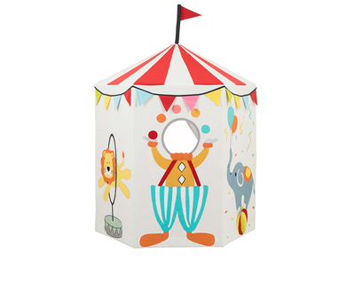Role play deluxe circus playhouse tent thumb