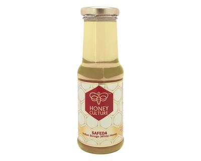 Safeda white premium indian borage honey thumb
