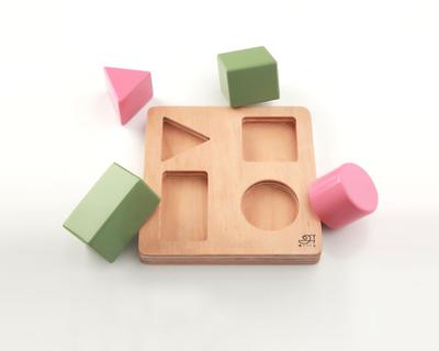 Simple block puzzle thumb