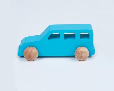 Wooden jeep thumb