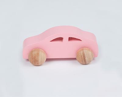 Wooden car thumb