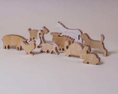 Barnyard animals thumb