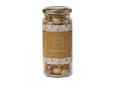 Almond cookies thumb
