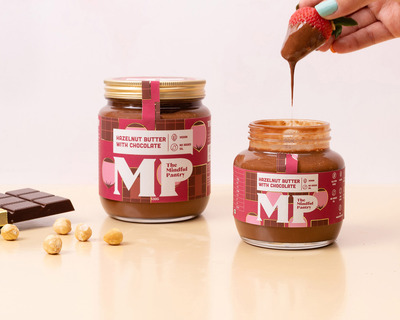 Hazelnut butter with chocolate thumb