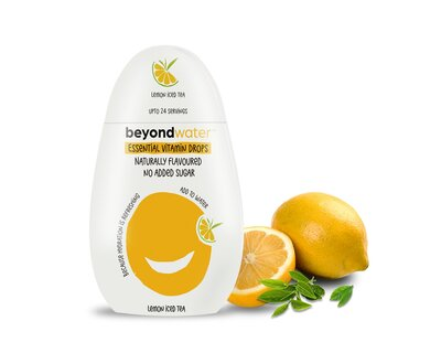 Beyond water essential vitamin drops lemon iced tea thumb