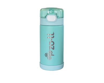 Zoli pow squeak vacuum insulated straw drink bottle mint thumb
