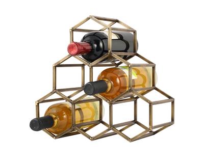 Beehive table wine bar rack thumb