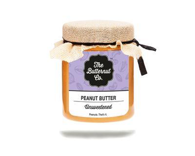 Unsweetened peanut butter thumb