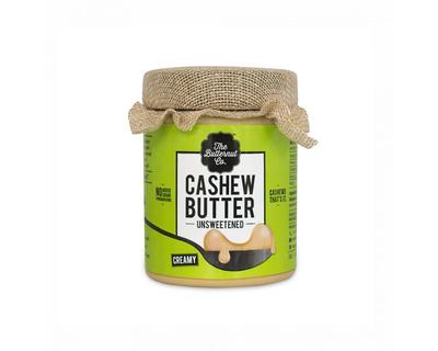 Unsweetened cashew butter thumb