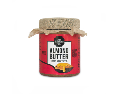 Flaxseed almond butter thumb