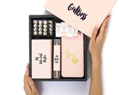 Girlboss hamper box thumb