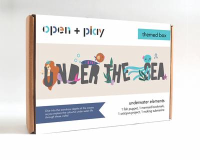 Under the sea themed activity box thumb