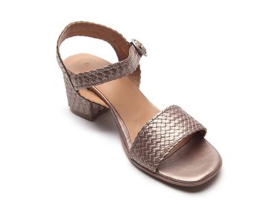 Ester sandals metallic thumb