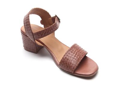 Ester sandals cognac thumb