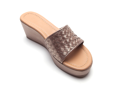 Trench3 sandals metallic thumb