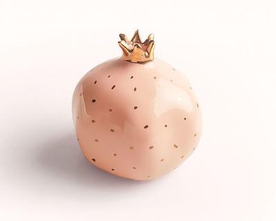 Pomegranate ripe blush pink thumb