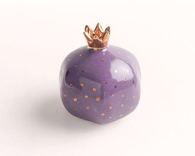 Pomegranate mid ripe lavender thumb