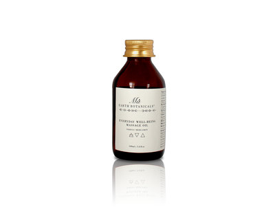 Everyday well being massage oil thumb