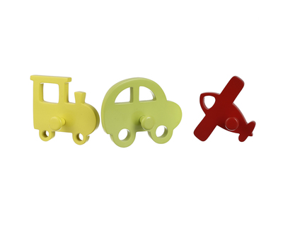 Transport wall hooks set of 3 thumb