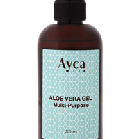 Multi purpose aloe vera gel small