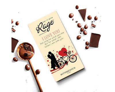 Rage i love you dark almond thumb