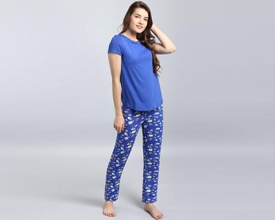 Everyday bossbabe pajama set thumb