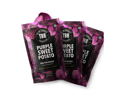 Purple sweet potato pack of 3 thumb