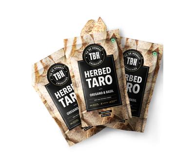 Herbed taro pack of 3 thumb