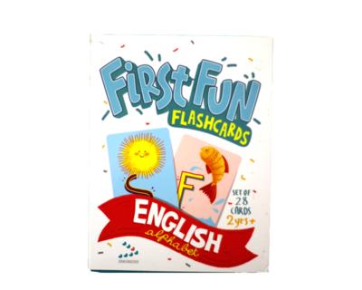 English alphabet flashcards thumb