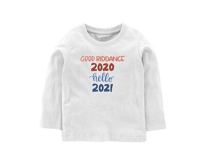 Good riddance 2020 hello 2021 onesie 421 gr21 12yr 23yr 34yr 1220 whtfs thumb