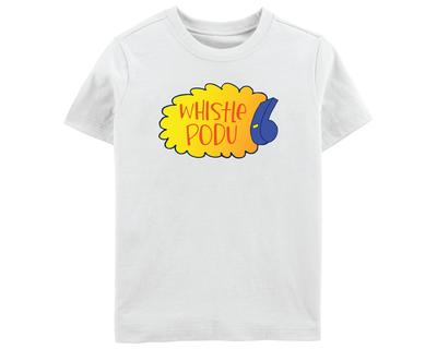 Whistle podu kids tshirt thumb