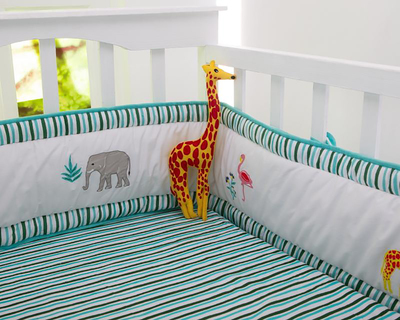 Giraffe decorative pillow thumb