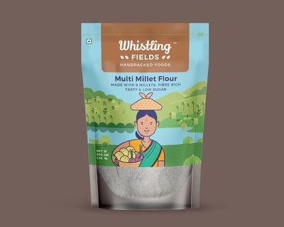 Multi millet flour pack of 2 thumb