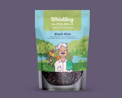 Black rice thumb