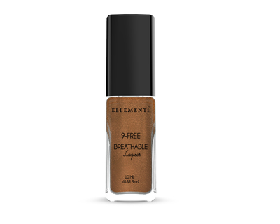 Copper 9 free breathable lacquer 10 ml thumb