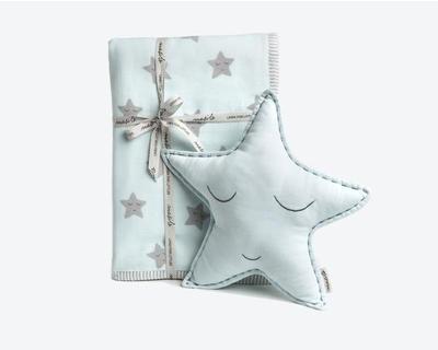 Sleepy star tuck me in gift bundle sky blue thumb