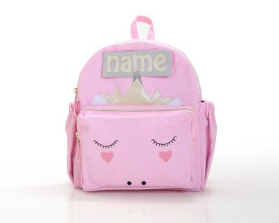 Customized unicorn toddler backpack thumb